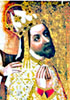 Фрагмент картины из Часовни Святого Креста
