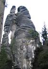 Скальный город Адршпах