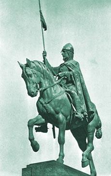 Св. Вацлав на Вацлавское площади